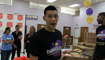 Jeremy Lin -- I Ease The Pain Of Losing ... With a McFlurry