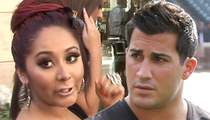 Snooki -- Prenup with Jionni Lavalle?? Fuggedaboutit!