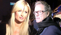 Paris Hilton -- Death Threats By Anti-Semitic Crazy Man