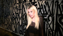 Tara Reid -- I May Be Wasted, But I'm Not Wasting Away