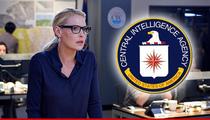 CIA Schools Katherine Heigl's TV Show on How Prez Does Business