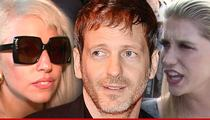 Lady Gaga -- Denies Claim By Kesha's Lawyer that Dr. Luke Raped Her