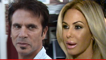 Lorenzo Lamas -- Becomes Primary Parent of his Kids ... Shauna Sand Crushed