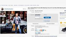 The Situation -- I'm So Broke I'm Selling My Car Tires