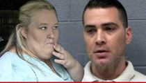 Mama June -- Oops, Sorry for the Death Threats ... I Didn't Mean It