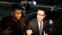 J.J. Abrams -- Some of My Best Friends Are Black Stormtroopers