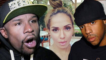 Floyd Mayweather ... Witnessed Murder-Suicide on FaceTime