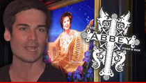 Elizabeth Taylor – At Risk from Gay Bar Drunks ... Ex-Abbey Manager Sues for Portrait