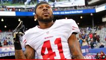 49ers Antoine Bethea -- We LOVED Seeing Kaepernick Confront Raiders LB