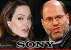 Angelina Jolie ... Famed Producer Says She's a Spoiled, Untalented, Egomaniacal Brat