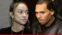 Karrueche Tran -- Chris Brown Could Teach the CIA Mental Torture