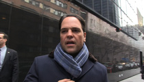 Mike Piazza -- Kerry Collins Had a Cannon ... Threw 'Scary' Hard