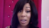 'Love and Hip Hop' Star K. Michelle -- Bodyguard KOs Fan ... It's Her Greatest Hit