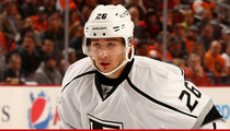 L.A. Kings Player Slava Voynov -- Wife Told Police He Kicked, Punched and Choked Her