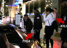 Kylie Jenner and Tyga -- Car Trouble During Beverly Hills Date Night