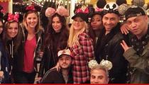 Christina Aguilera -- Disneyland Tantrum ... Calls Mickey an A**hole