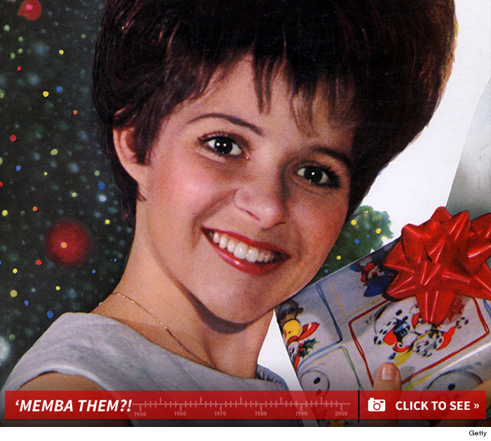 brenda lee was only 13 years old when she recorded rockin around the christmas tree which went on to sell over five million copies and continues to be - Brenda Lee Rockin Around The Christmas Tree