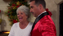 Paula Deen -- Family Catches Sugar High for the Holidays