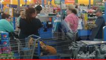 Mama June & Sugar Bear -- Reunited for Massive Soda Run at Walmart