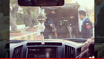 Boxer Amir Khan -- Heavily Armed Security In Pakistan ... To Take On Taliban