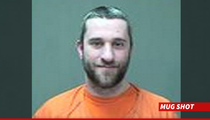 'Saved By the Bell' Star Dustin Diamond -- Screech Arrested For Allegedly Stabbing Man With a Switchblade