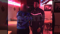 Jameis Winston -- Late Night Chicken Run ... Hits Roscoe's with 3 Women