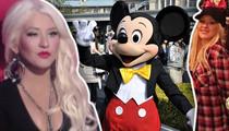 Christina Aguilera -- Birthday Diss to Mickey ... You Dirty Rat!