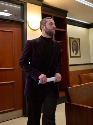 Dustin Diamond -- Inside The Courtroom