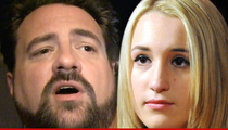Kevin Smith -- Job Insecurity ... Daughter Could Have Axed Him