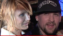 Cameron Diaz & Benji Madden -- Smells Like Marriage