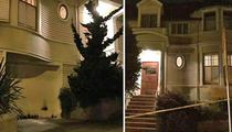 'Mrs. Doubtfire' House -- Hit By Arsonist
