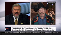Country Singer on ESPN -- Jerry Jones & Chris Christie Are Gay Lovers