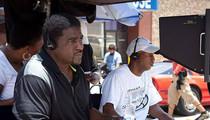 Ex-NFL Star Greg Ellis -- I'm a Hollywood Producer Now ... Casts Big Stars On 1st Movie