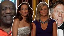 Golden Globes -- Bring on the Bill Cosby Rape Jokes ... TMZ TV