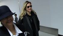 Bar Refaeli -- Leonardo DiCaprio Should Bang Rihanna ... And If He Doesn't, I Will!