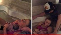 Levi Johnston -- Baby Overboard ... New Kid's a 'Water Sign'
