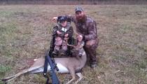 Ex-NFL Star Matt Light -- Deer Hunting with Special Needs Kids