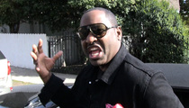 Johnny Gill To Kareem Rush -- Your Singing Needs Work ... But There's Hope