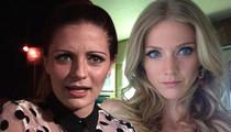 Mischa Barton -- Movie Set Used for Real Life Criminal Getaway