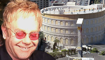 Elton John -- I'm Still Standing ... And Making Over $500K A Show