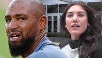 Hope Solo's Husband -- Arrested For DUI ... 'Don't You Know Who We Are?'