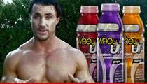 Bravo Star Greg Plitt -- Company Warns ... Drink Won't Make You Superman