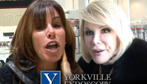 Joan Rivers -- Melissa Sues Clinic Over Mom's Death