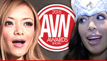 Tila Tequila -- 'Backdoor' Mom Farrah Abraham Can Have My Porn Award ... I'm A Regular Mom