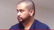 George Zimmerman -- Off the Hook in Ex-Girlfriend Assault Case