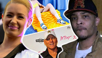 Iggy Azalea -- Lay Off the Beef ... Says T.I. (TMZ TV)