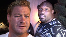 Jeremy Shockey -- Trolls Warren Sapp ... Over Prostitution Arrest