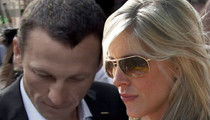 Lance Armstrong -- Hit 2 Cars, Blamed GF ... Cops Say
