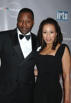 Tamara Tunie & Gregory Generet -- Before The Split!