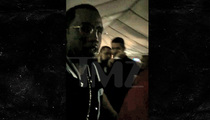 Diddy -- Wanted for Super Bowl Party Brawl With Loudmouthed Fan (VIDEO)